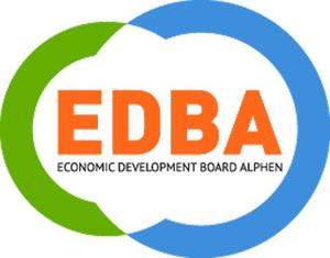 Logo van Economic Development Board Alphen aan den Rijn